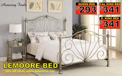 Lemoore bed 50% off