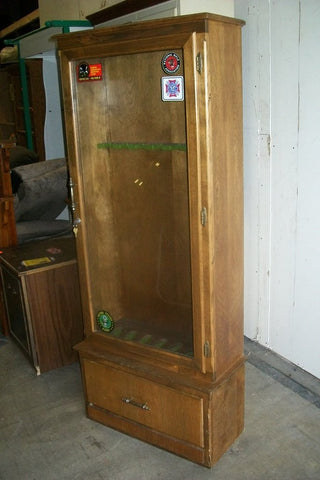 DEAL OF THE DAY 8/14/17: Gun Cabinet Locking W Key 19634, Was $250, Today  Only $50!
