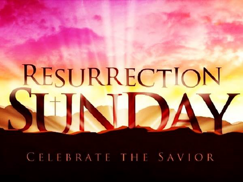 OPEN April 16 Resurrection Sunday