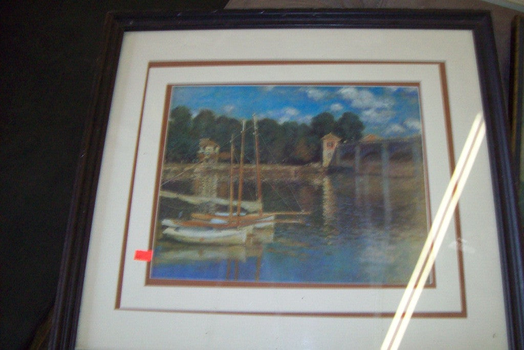 Print two sailboats 12034