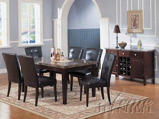 Danville dining chairs Acme AC-17054