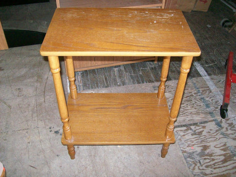 End table 12578