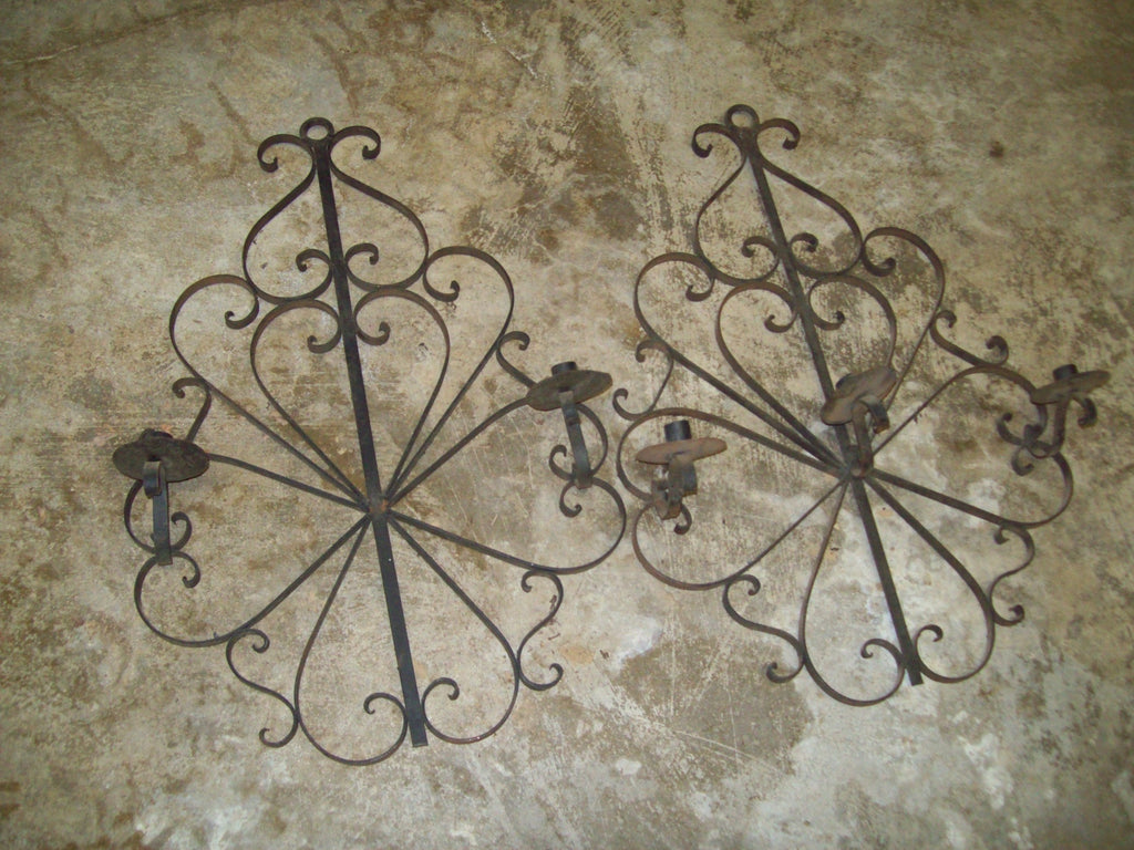 Candle holders 12845