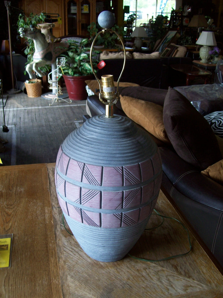 Aztec art lamp 13208