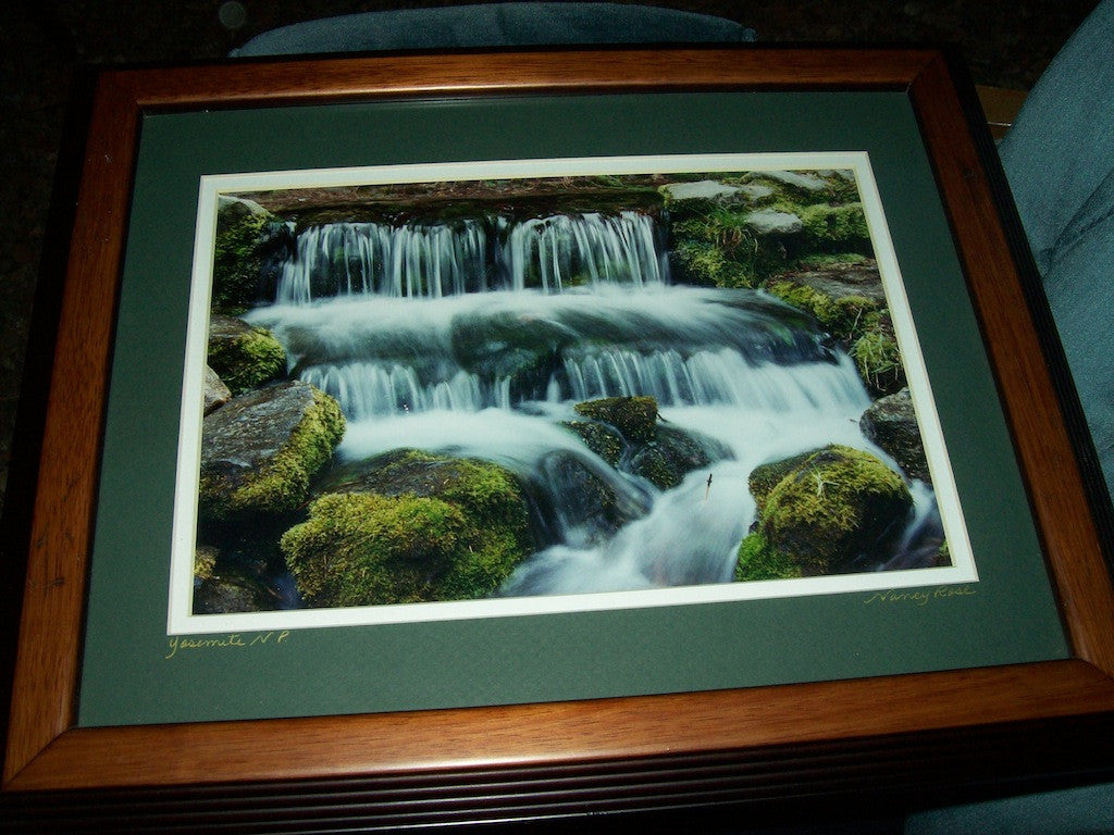 Print series of waterfalls 14973