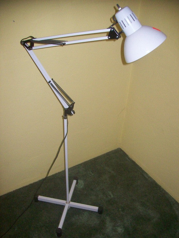 Adjustable floor lamp 15863