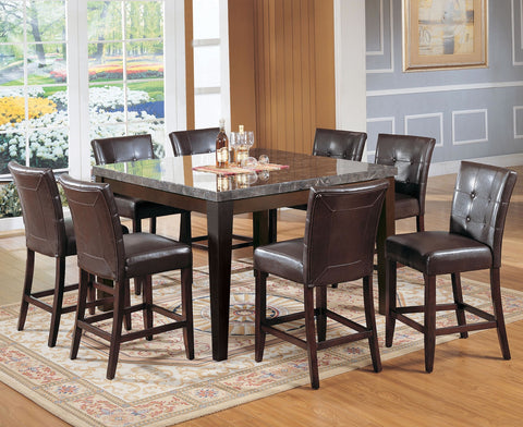 Danville counter height table 8 chairs AC-07059-TC8