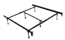 Queen/king/Cal king bed frame BE-9500