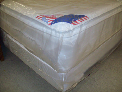 Eastern king mattress pillow top SV-1078-B