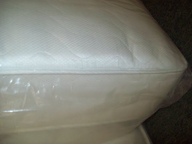 Twin mattress smooth top 2 sided rebuilt SV-1002M