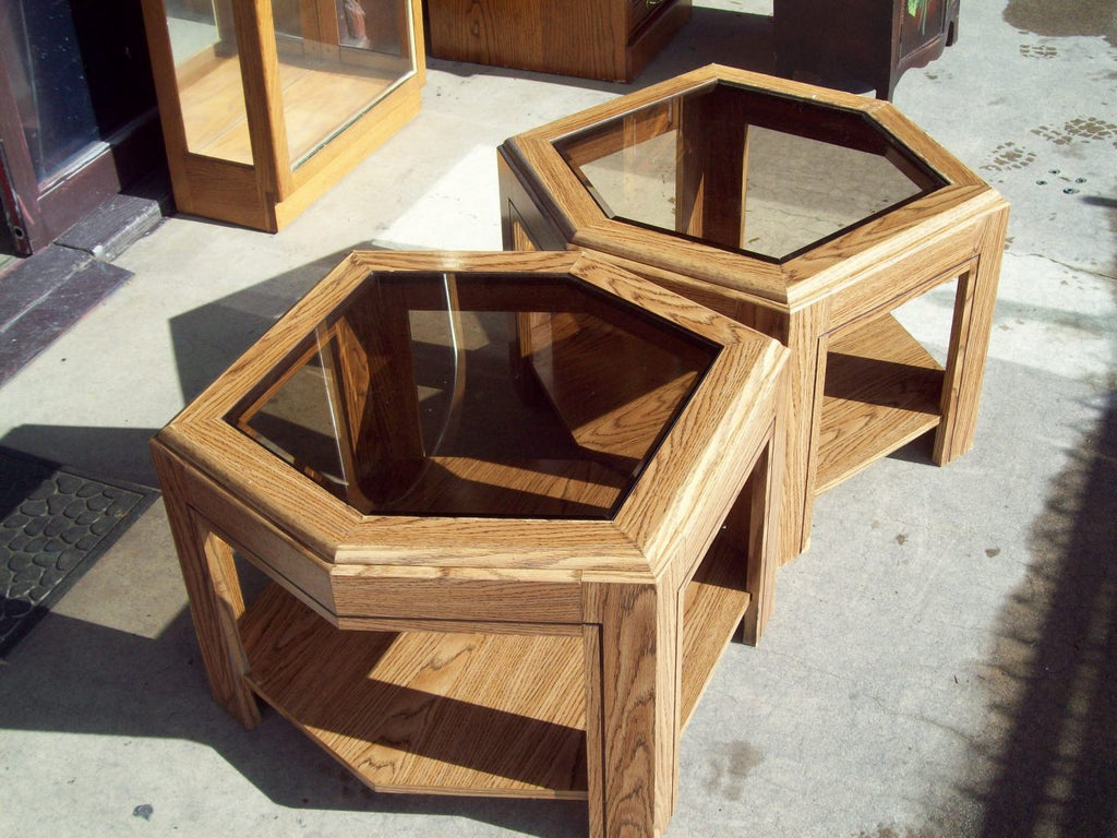 Polygon end tables 18165