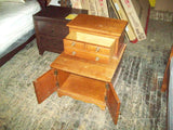 National Furniture Co. cherry nightstand 18187