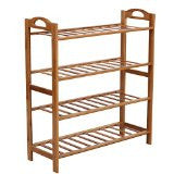 Bamboo shoe rack NEW 18291
