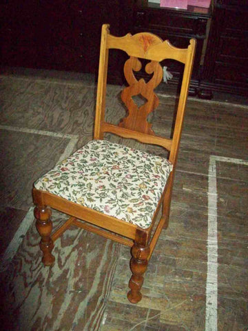 Antique dining chair 18543