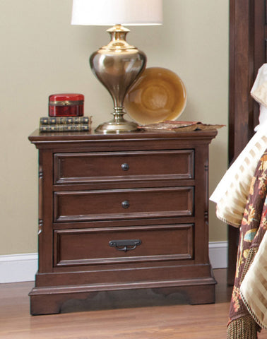 CLEARANCE 50% OFF Savannah Night Stand NEW CO-203592