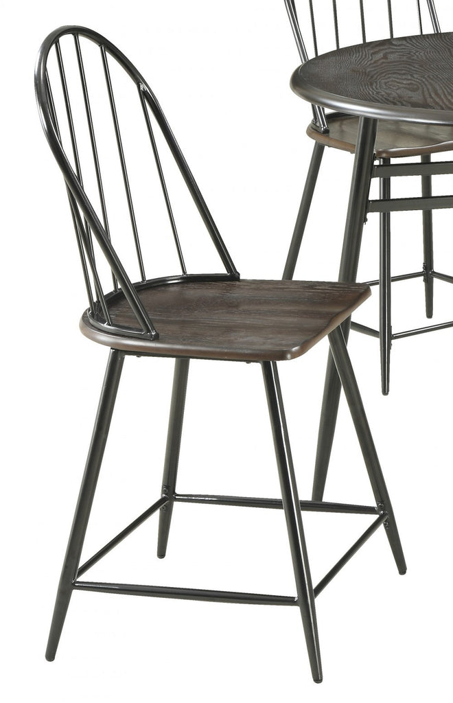CLEARANCE 50% OFF Freda counter height chair CO-150379