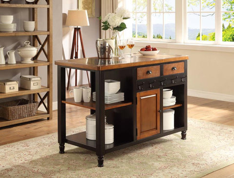 CLEARANCE 55% OFF Kitchen Island NEW CO-102287