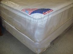 Cal king mattress pillow top SV-1077-M