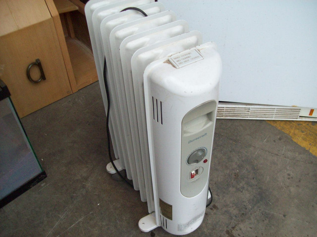 Electric oil heater 19400