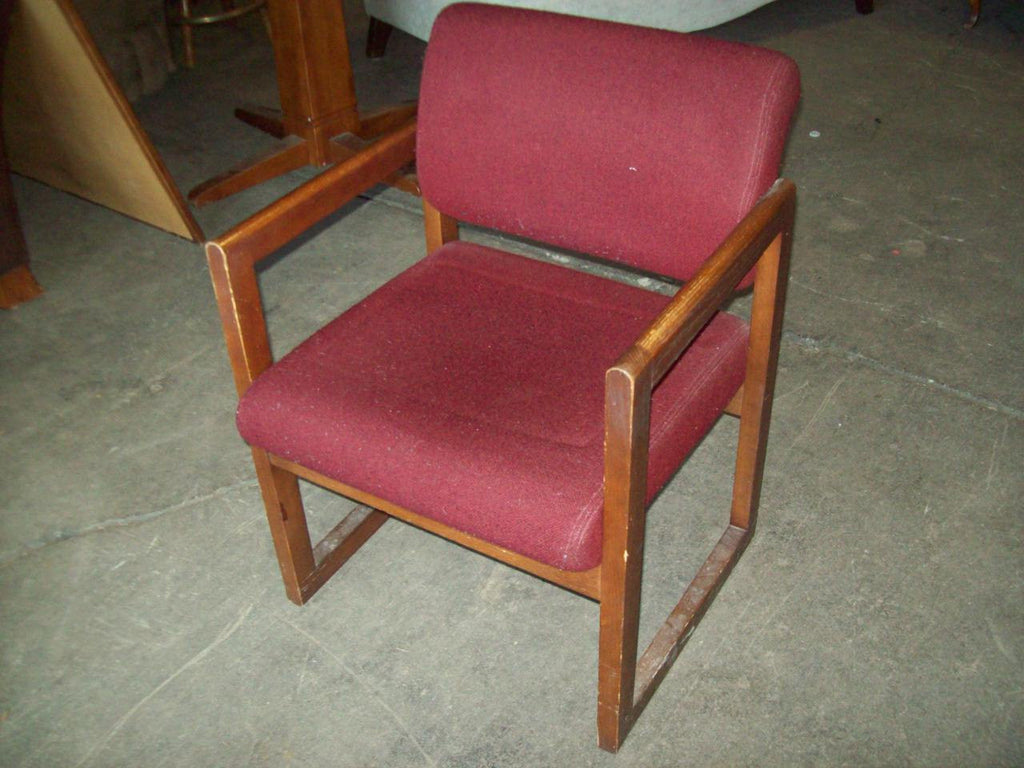Waiting room chair 19463