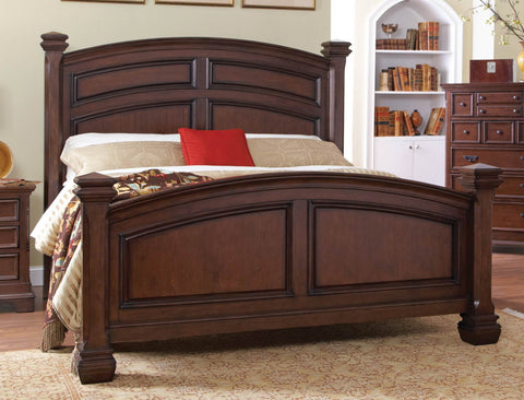 CLEARANCE 50% OFF Savannah Queen Bed NEW CO-203591Q