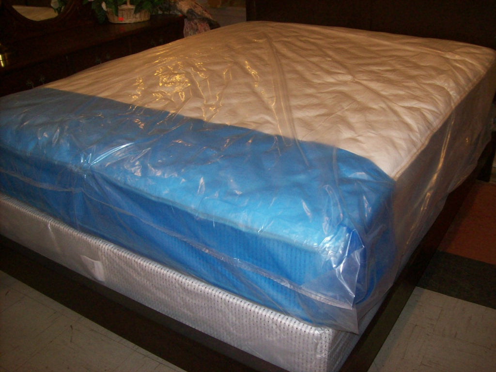 Queen Factory Select 2 sided superquilt mattress NEW SV-1091M