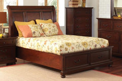 CLEARANCE 50% OFF Hannah Cal King Bed NEW CO-200831KW