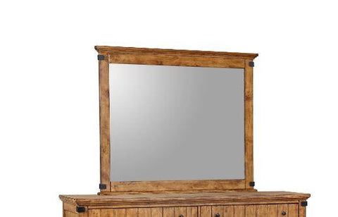 Brenner mirror rustic honey CO-205264
