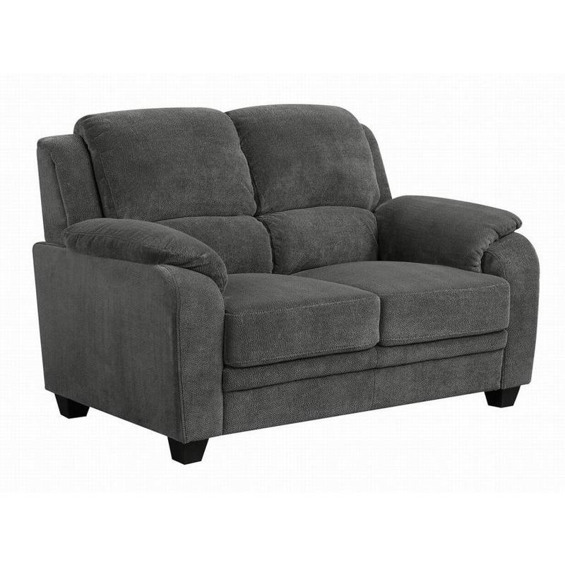 Northend grey loveseat by Coaster CO-506242
