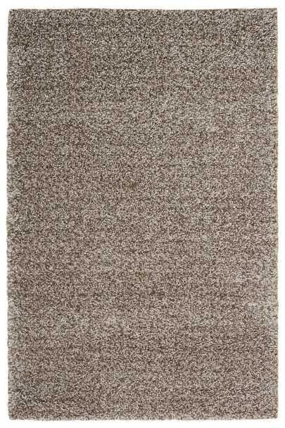 CLEARANCE 50% OFF Area rug shag taupe 8x10 NEW CO-970253L