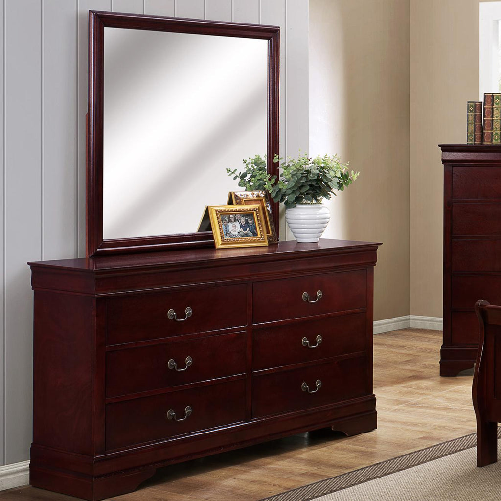 Louis Philippe dresser cherry CO-222413