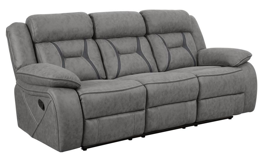 Houston stone reclining sofa CO-602261