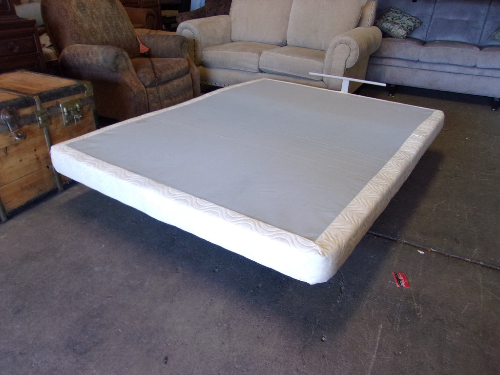 Queen size electric adjustable bed base w massage 20701