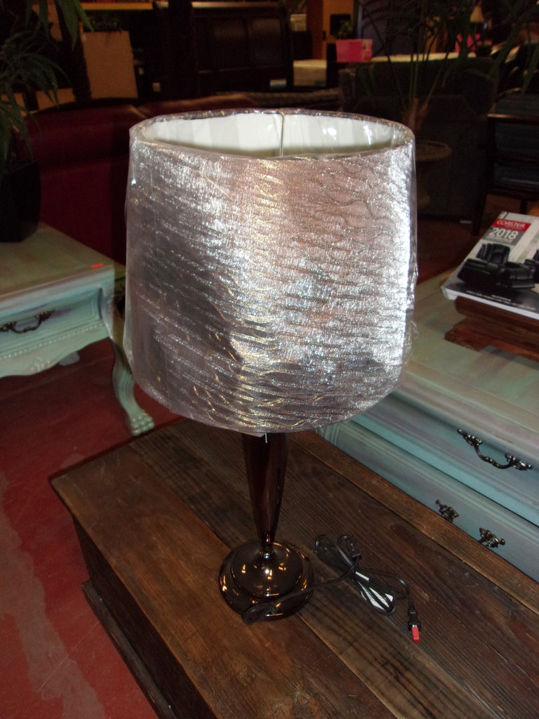 Lamp w shade NEW 20824