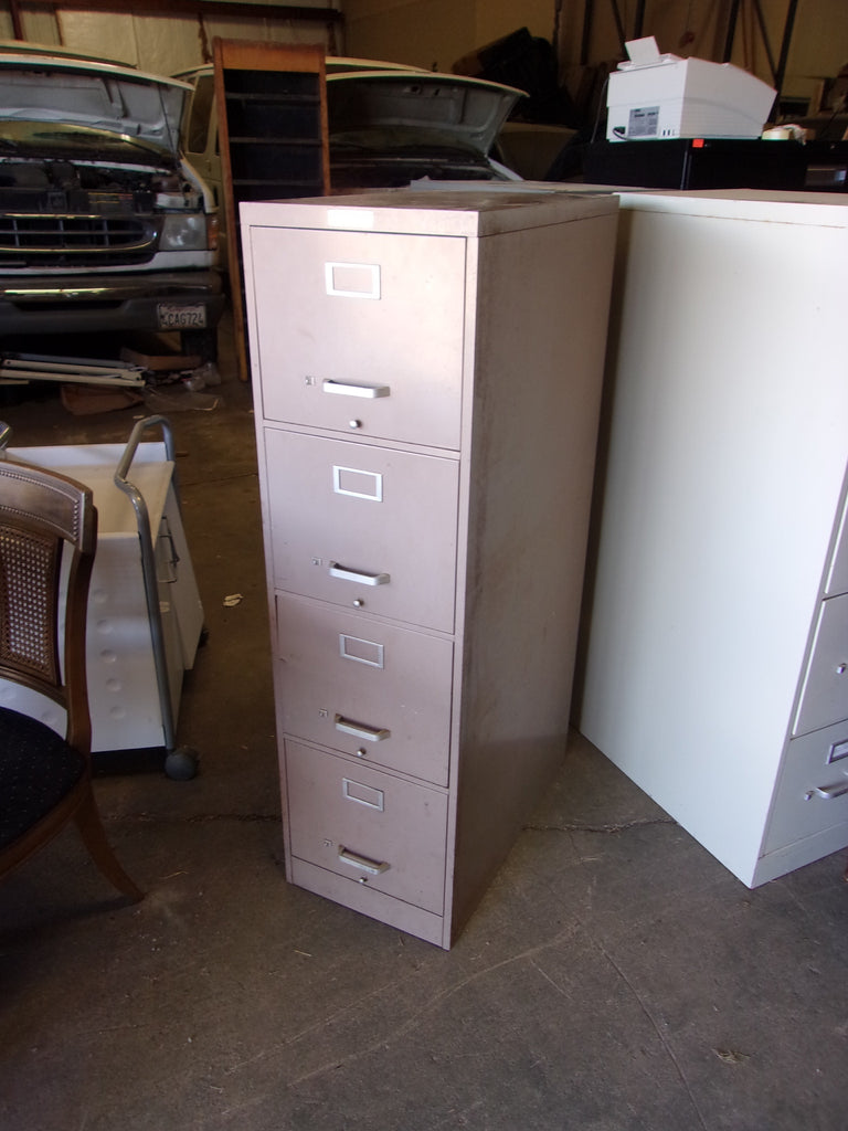 4 drawer metal file cabinet 20852