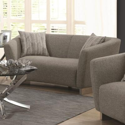 CLEARANCE 50% OFF SPECIAL ORDER Grayson contemporary Loveseat CO-506222 <strike>$840 </strike> $420