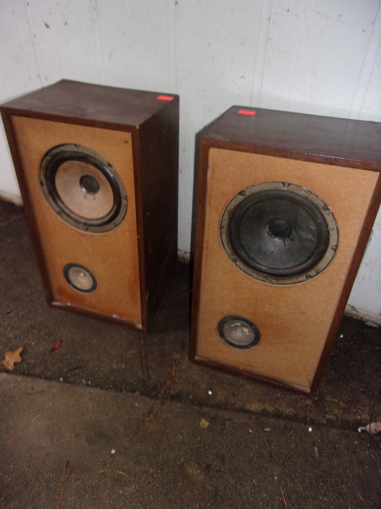 Speakers 2pc set The Fisher XP-56S Speaker System 21124