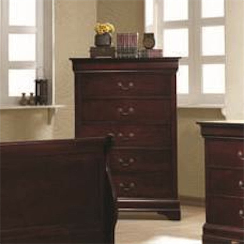 Chest cherry Louis Philippe CO-203975