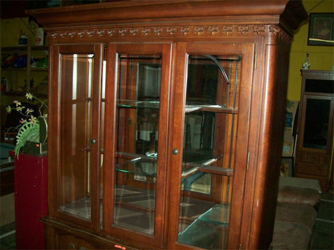Display cabinet top part only 7505