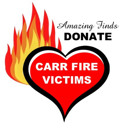 DONATE $20 GIFT CERTIFICATE towards Carr Fire Victims
