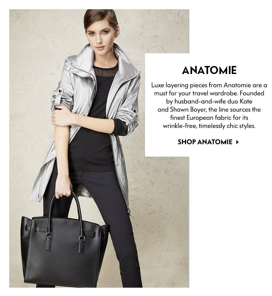 Anatomie Now Available at Neiman Marcus