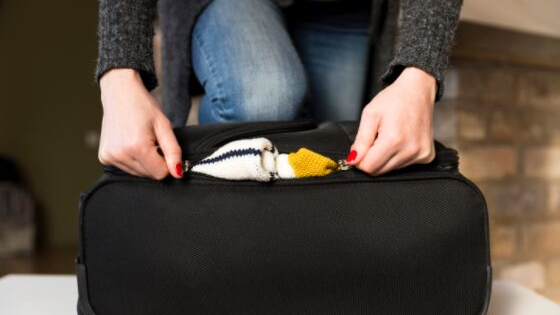 How to Keep Your Suitcase Under The Weight Limit