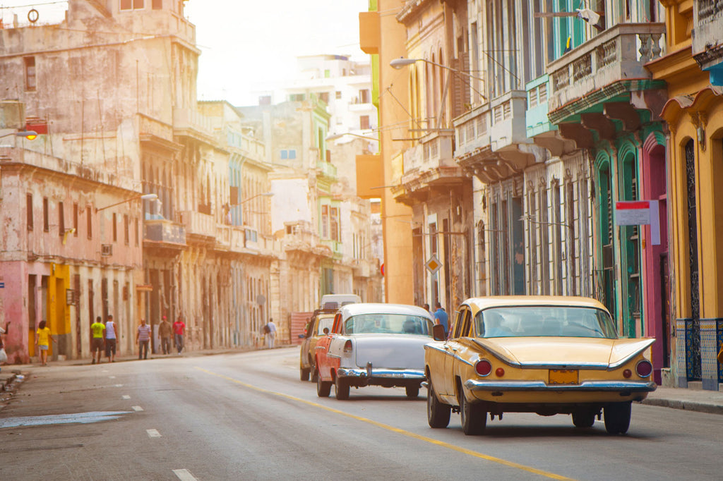 Beautiful Streets of Cuba and The Intrigue of Cuba