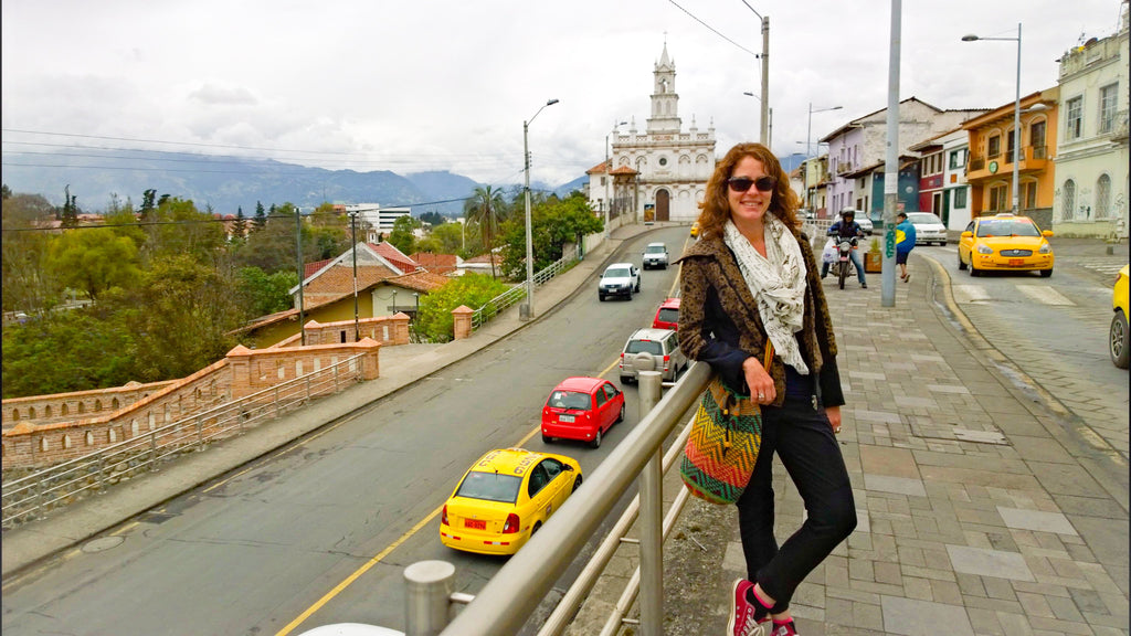 Adventures in Ecuador with travel blogger Nora Dunn