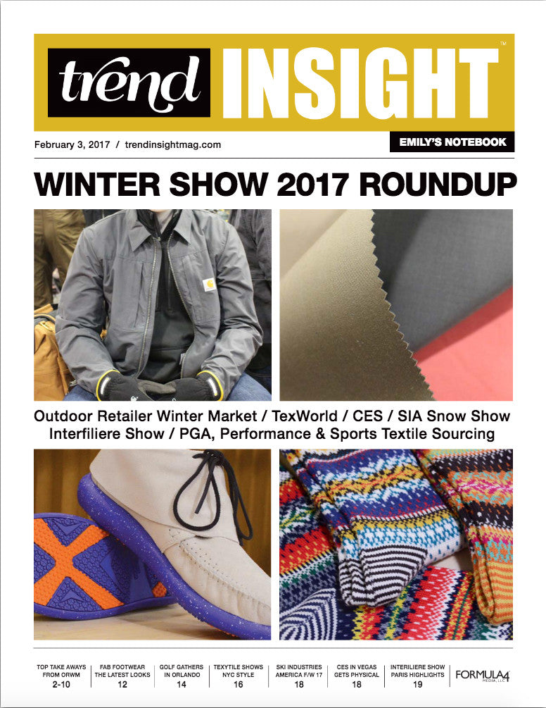 Anatomie Featured in Trend Insight for PGA Merchandising Show