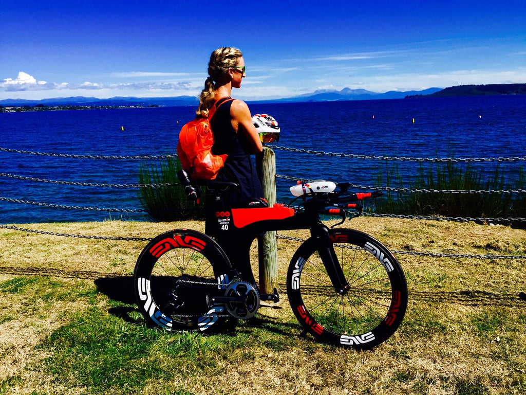 Taupo, New Zealand is This Pro Triathlete's Favorite Place.