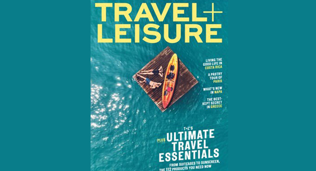 Travel + Leisure Magazine Naming Anatomie As One of the Nine Best Travel Pants For Women