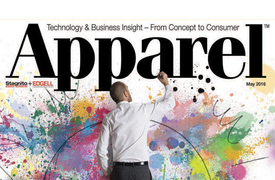 Anatomie Named Top Innovator in Apparel Mag