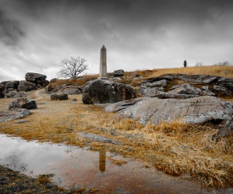 Most Haunted Locations Gettysburg, Pennsylvania