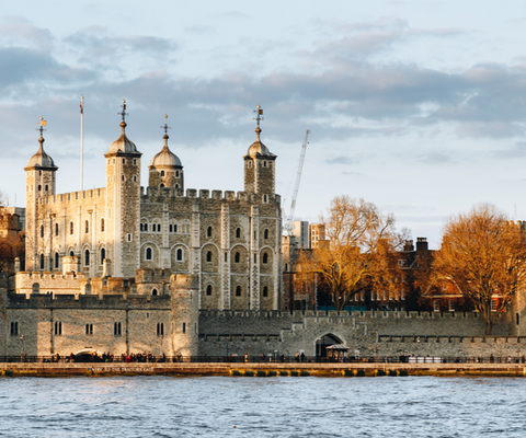 Most Haunted Locations The Tower of London